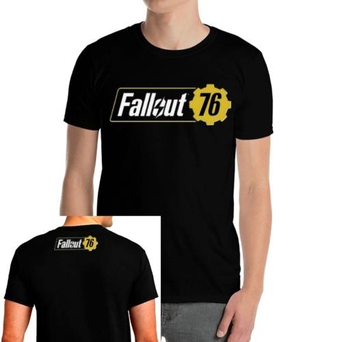 FALLOUT 76 logo póló