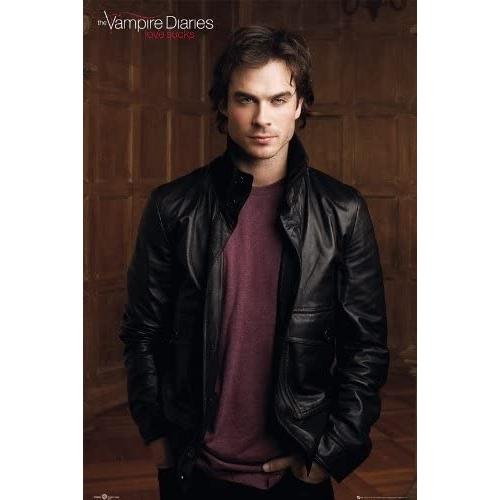 Vampire Diaries - Damon poszter FP3096