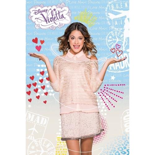 Disney Violetta poszter PP33407