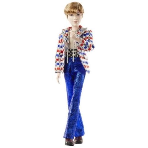BTS Mattel Bangtan Boys Prestige Doll RM 29 cmprémium díszdobozos figura