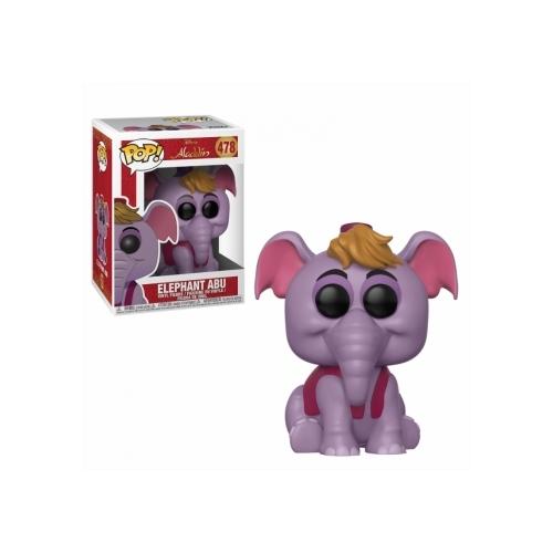 Disney Aladdin - Elephant Abu POP figura