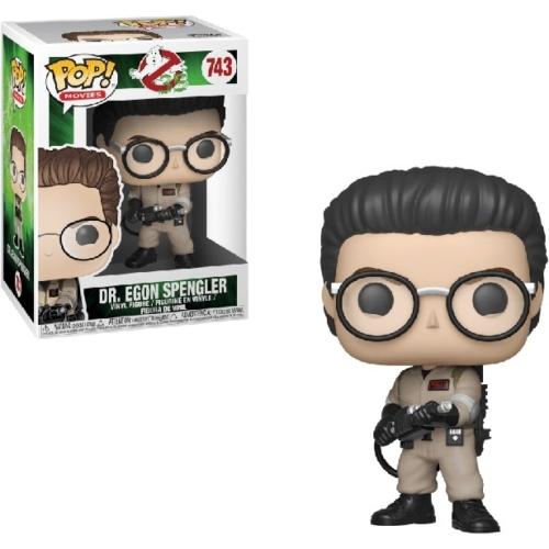 Ghostbusters - Szellemírtók - Dr.Egon Spengler POP figura (743)