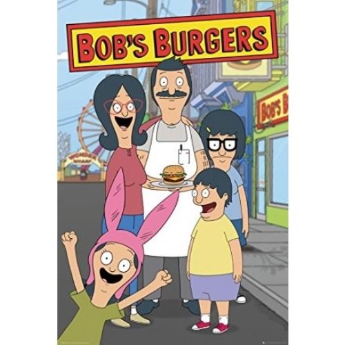 Bob's Burgers - Bob burgerfalodája poszter FP4354
