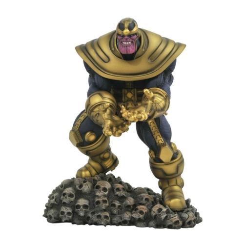 MARVEL Comic Gallery PVC Diorama Thanos 23 cm szobor