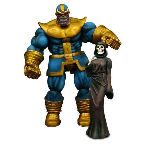 Marvel Select Action Figure Thanos 20 cm mozgatható figura