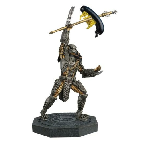 Alien & Predator Figurine Collection Scar Predator 19 cm szobor