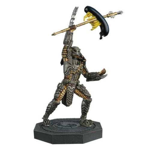 Alien & Predator Figurine Collection Scar Predator 19 cm szobor