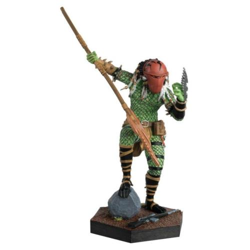 Alien & Predator Figurine Collection Homeworld 15 cm szobor