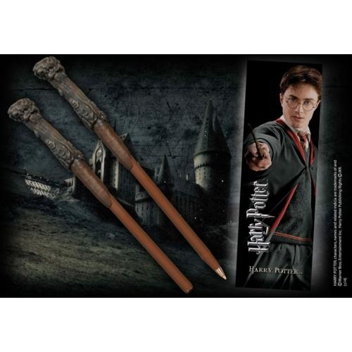 Harry Potter Pen & Bookmark Harry Potter toll és könyvjelző