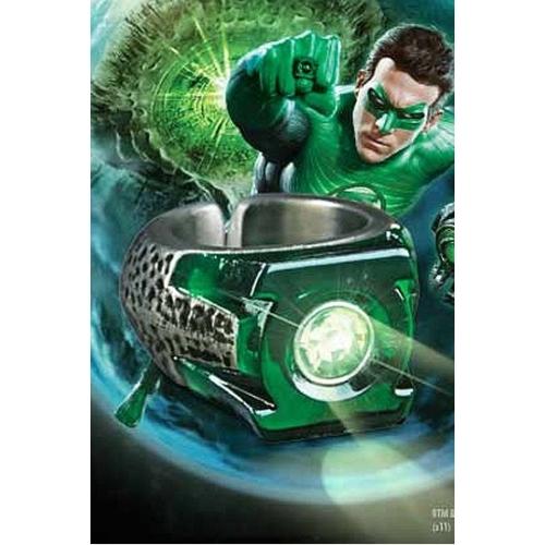 Green Lantern Movie Light-Up Ring világító Gyűrű