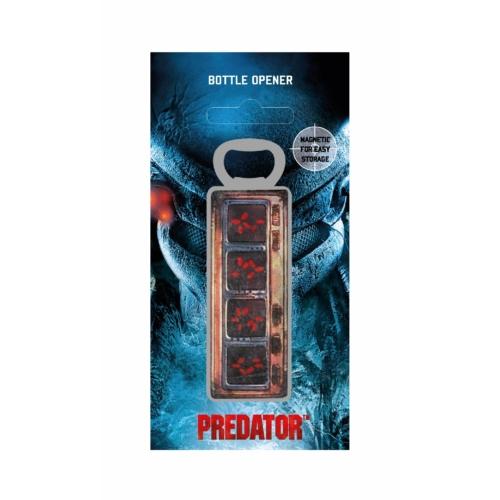 Predator Bottle Opener fém Sörnyitó 10 x 4 cm