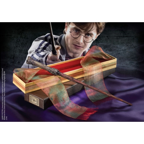 HARRY POTTER filmes replika varázspálca 35 cm
