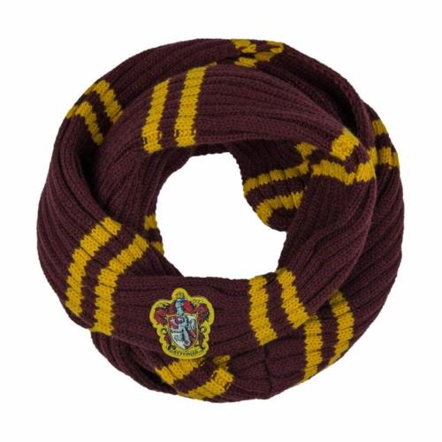 HARRY POTTER Infinity Scarf Gryffindor Griffendél csősál 66 x 30 cm