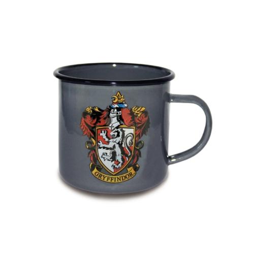 Harry Potter fém bögre Gryffindor Gryffendale Logo 300 ml
