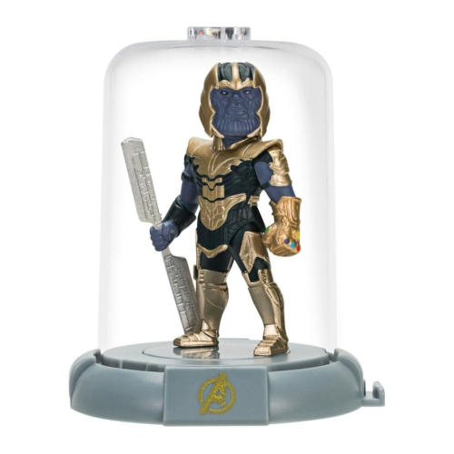 Marvel Avengers Endgame Bosszúállók Domez Thanos Mini 7 cm figura
