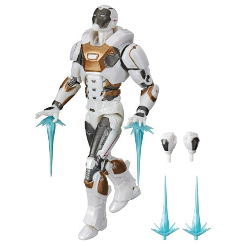 Avengers Video Game Marvel Legends Series Gamerver Iron Man Vasember Starboost Armor 15 cm mozgatható figura