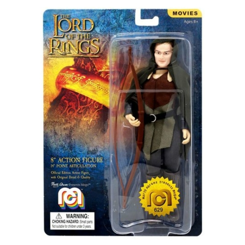 Lord of the Rings A Gyűrük Ura mozgatható Legolas 20 cm figura