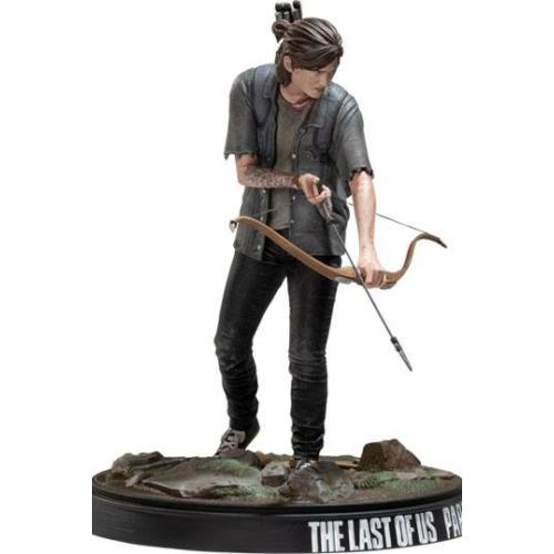 The Last of Us Part II Ellie szobor 20 cm