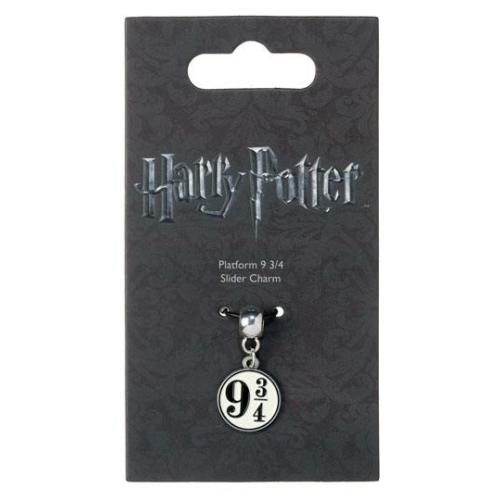 Harry Potter Charm Platform 9 3/4 medál ékszer