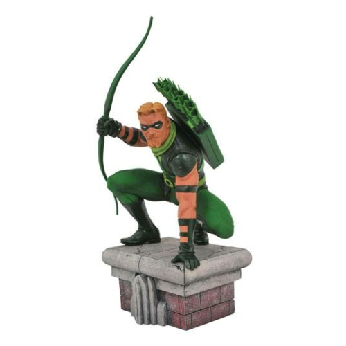 DC Comic Gallery Green Arrow szobor 20 cm