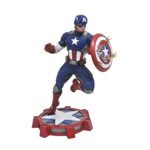 Marvel NOW! Marvel Gallery Captain America szobor 23 cm