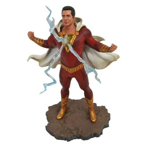 Shazam DC Movie Gallery szobor 23 cm