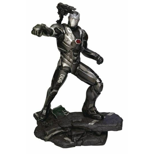 Avengers Endgame Marvel Gallery War Machine szobor 23 cm