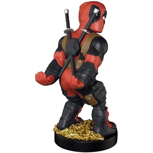 Deadpool Cable guys kontroller és mobil tartó figura