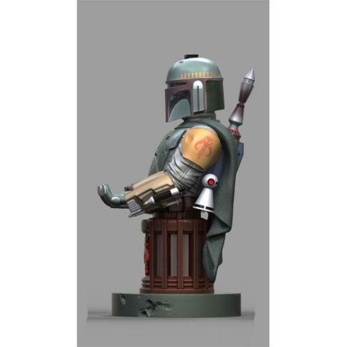 Star Wars Cable Guy Boba Fett kontroller tartó figura 20 cm