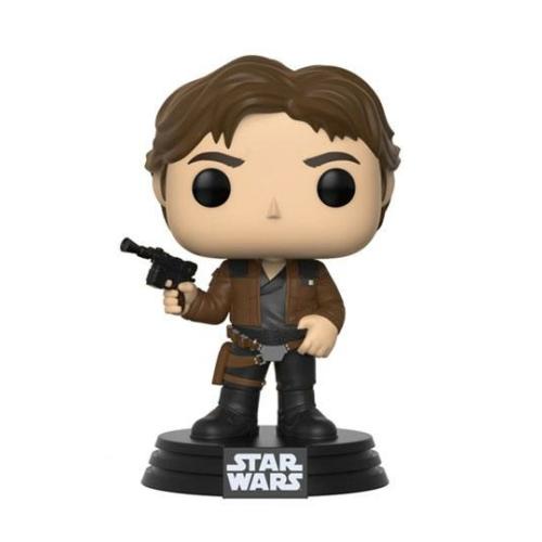 Star Wars Solo POP! Movies Han Solo figura 9 cm