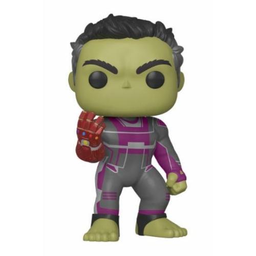 MARVEL Funko PoP! Movies Avengers: Endgame Oversized POP! Movies Hulk figura 15 cm