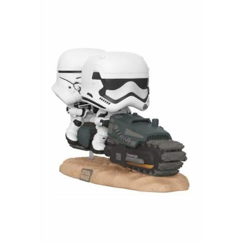 PoP! Star Wars Episode IX POP! Movie Moment First Order Tread Speeder figura 10 cm