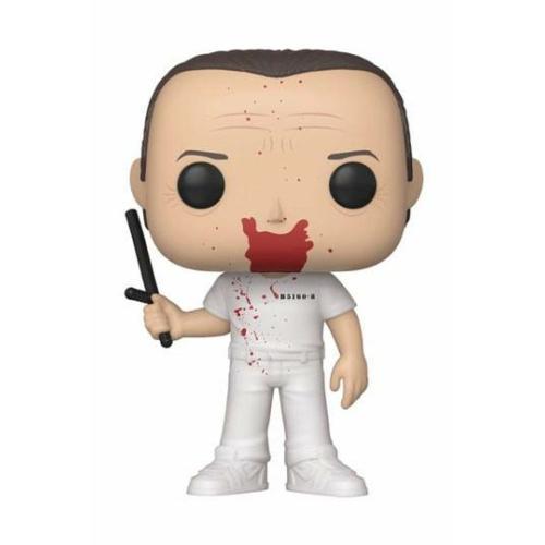 The Silence of the Lambs POP! Movies A bárányok hallgatnak Hannibal Bloody figura 9 cm