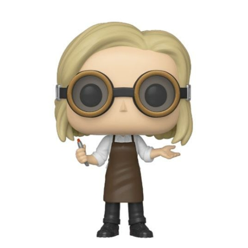 Doctor Who POP! TV 13th Doctor figura 9 cm