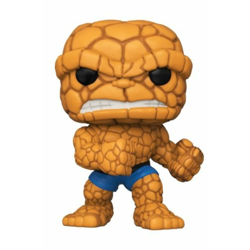 PoP! Fantastic Four POP! Marvel The Thing figura 9 cm