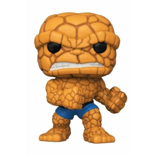 MARVEL PoP! Fantastic Four POP! The Thing figura 9 cm