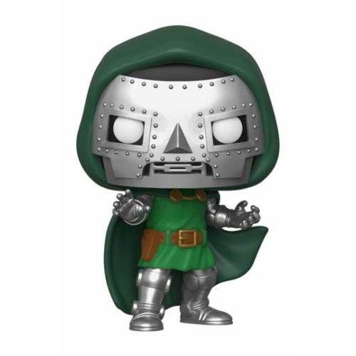 MARVEL PoP! Fantastic Four POP! Doctor Doom figura 9 cm