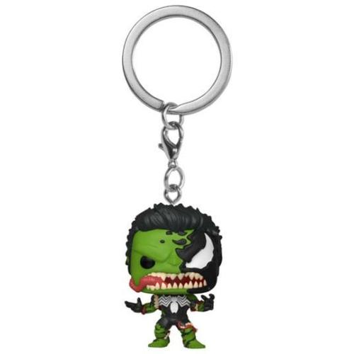 MARVEL Venomized Hulk Funko Pocket POP! kulcstartó figura Hulk 4 cm