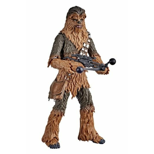 Star Wars Episode V Black 40th Anniversary 2020 Wave 3 Chewbacca mozgatható 15 cm figura