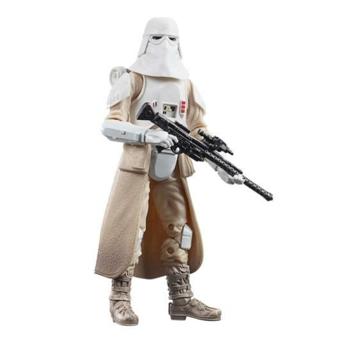 Star Wars Episode V Black 40th Anniversary 2020 Wave 3 Imperial Snowtrooper (Hoth) mozgatható 15 cm figura