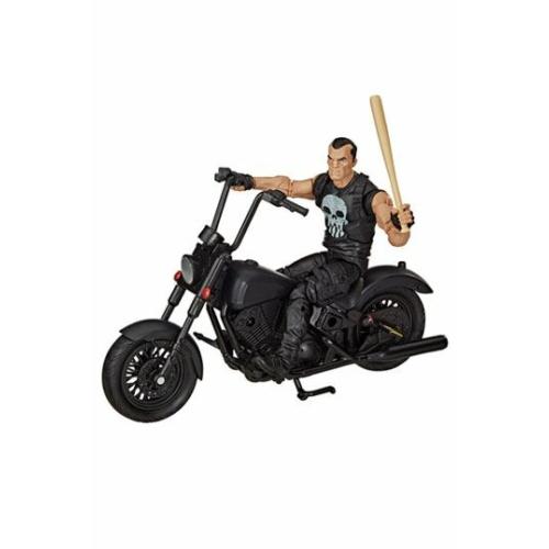 Marvel Legends Series mozgatható Akció Figura járművel 2020 The Punisher figura 15 cm