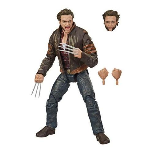 X-Men Marvel Legends Series Akció Figura 2020 Wolverine Rozsomák 15 cm