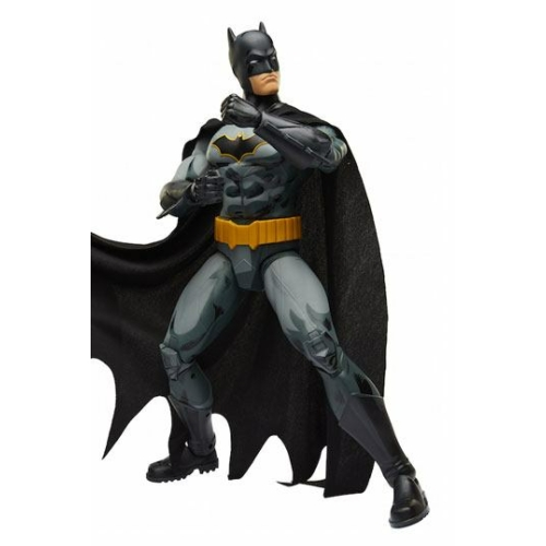 DC BATMAN Big Figs Evolution Batman Akció Figura (Rebirth) 48 cm