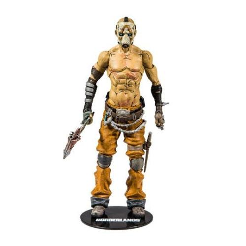 Borderlands videojáték mozgatható Akció figura Psycho 18 cm