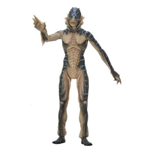 Guillermo del Toro Signature Collection mozgatható akció figura Amphibian Man (A víz érintése) 20 cm