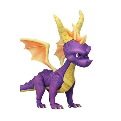 Spyro the Dragon mozgatható akció figura Spyro 20 cm