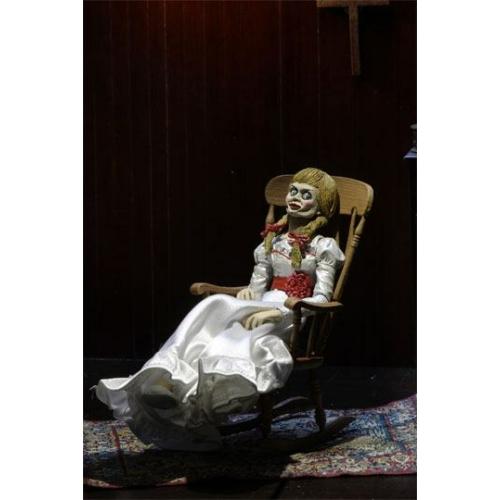 The Conjuring Universe mozgatható akció figura Ultimate Annabelle (Annabelle 3) 15 cm