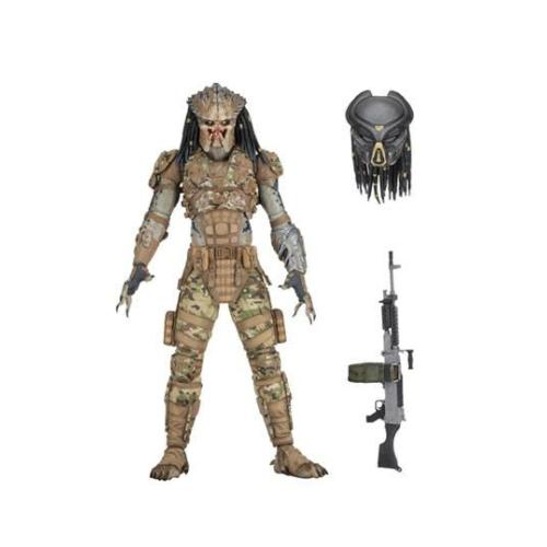Predator 2018 mozgatható akció figura Ultimate Emissary 2 20 cm