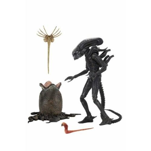 Alien 1979 Ultimate 40th Anniversary mozgatható Big Chap figura 23 cm