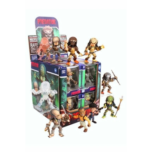 Predator Action Vinyls Mini Figurák 8 cm